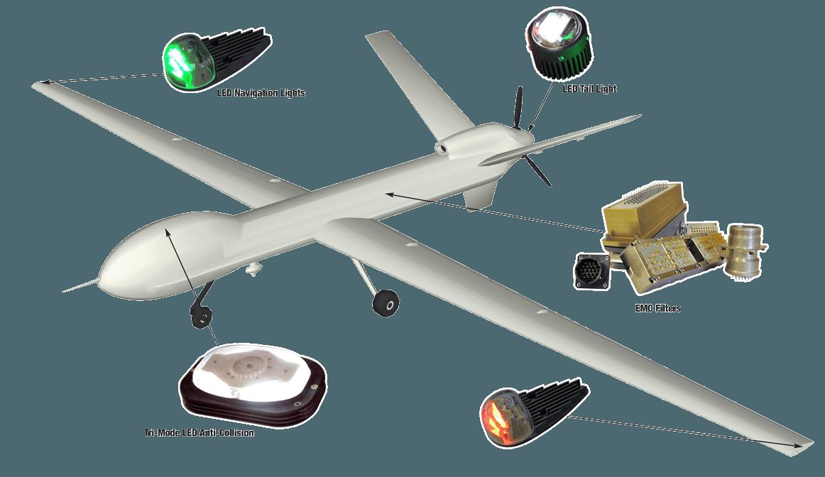 Drone Anti Collision Lights Drone Hd Wallpaper Regimage Org