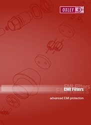 EMI Filters Catalogue of Oxley Group