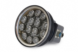 Visible High Intensity Taxi Light
