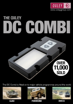 Oxley DC Combi light