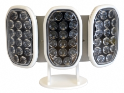 Oxley external LED lights