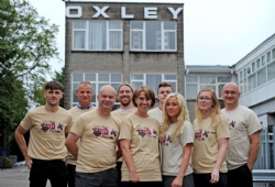 Oxley Team Take on the Total Warrior Challenge 2018