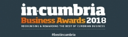 In-Cumbria Business Awards 2018 logo