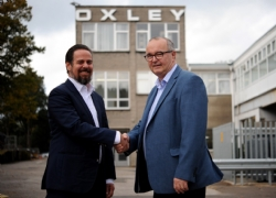 Oxley Group has appointed Astute as its master distributor in Germany