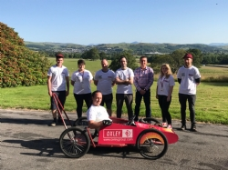 The Oxley Soapbox Team