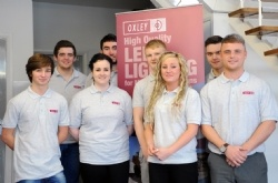 Oxley Group apprentices