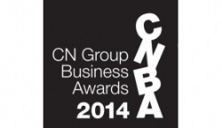 CN Group Business Awards 2014 logo