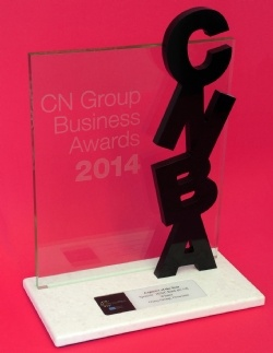 CN Group Business Awards 2014 Exporter of the Year