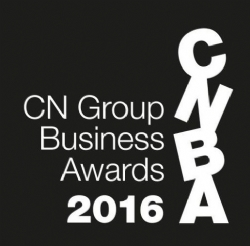 CN Group Business Awards 2016 logo