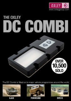 Oxley DC Combi