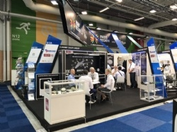 Oxley at Paris Airshow