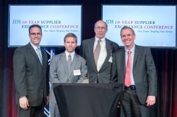 Oxley Receives Raytheon 3-Star Supplier Award