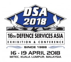 DSA 2018 - Defence Services Asia