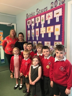 Oxley Bright Stars from Croftlands Infant School
