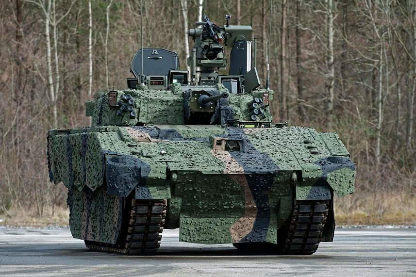 Ajax Military Vehicle
